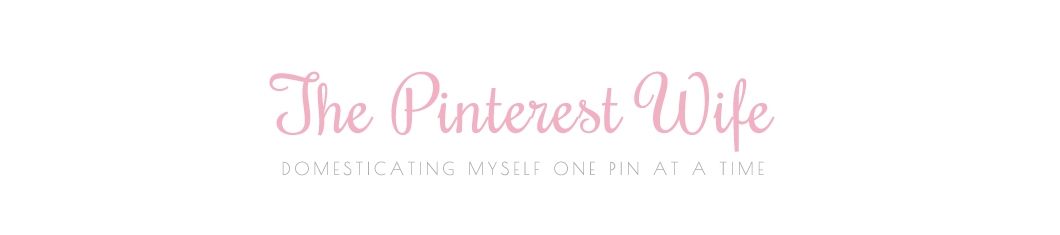 The Pinterest Wife